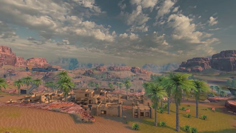 free fire  release date for kalahari map announced