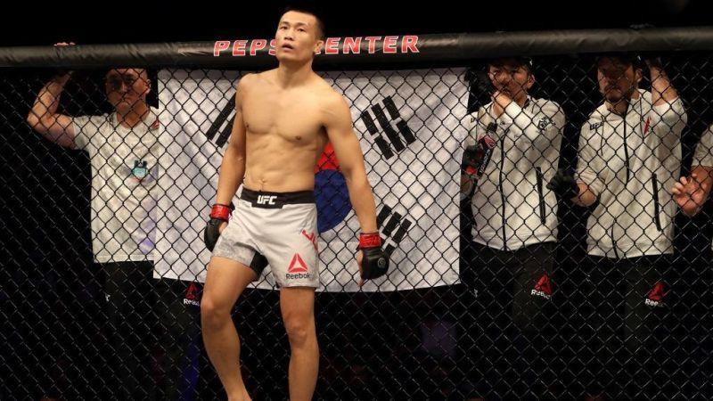 UFC Fight Night 165