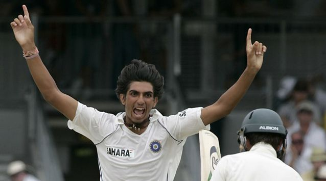 Ishant Sharma completely bamboozled Ricky Ponting in a spell at Perth that is still talked about till day