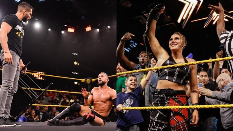 NXT delivered yet another solid show this week!