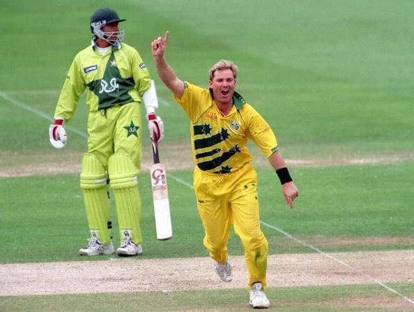 Aussie spin wizard Shane Warne had a memorable year in 1999