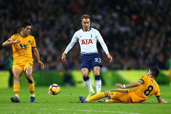 Wolves play host to Tottenham in a key Premier League fixture this weekend