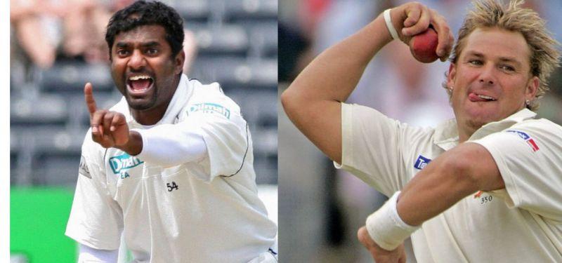 दुनिया के सबसे सफल गेंदबाज शेन वार्न और मुरलीधरन