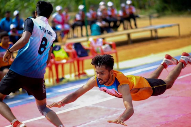 Kho Kho demands fitness and quick thinking from the players