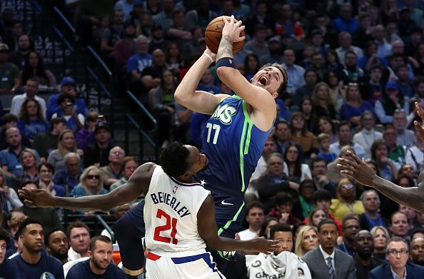 The Mavericks suffered against the Clippers recently when Doncic struggled to perform