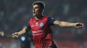 Castel has been out of action since suffering an injury against NorthEast United