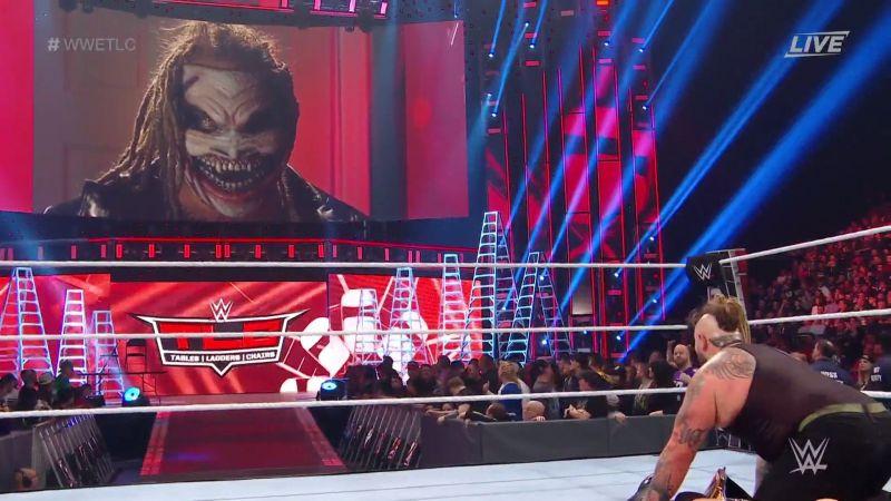 The Fiend and Bray Wyatt