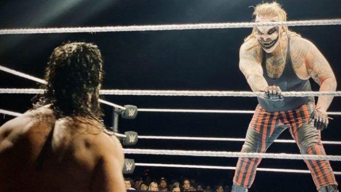Seth Rollins and Bray Wyatt
