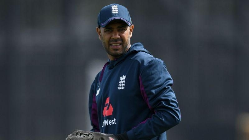 Jeetan Patel, who will continue to work with England