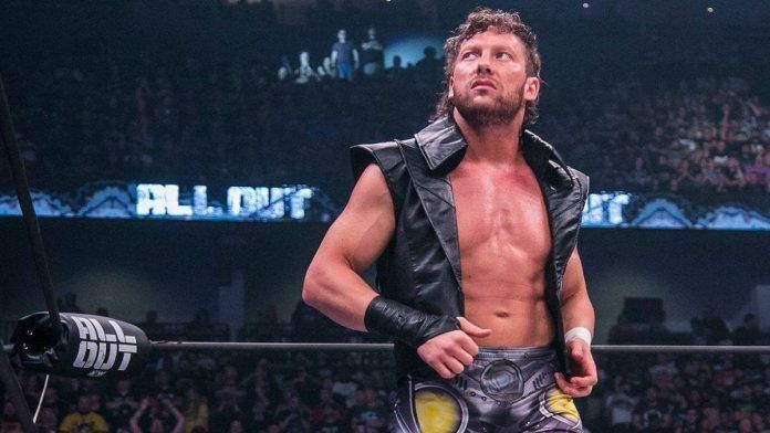 Kenny Omega went from being the best wrestler on the planet to just another face on the AEW roster