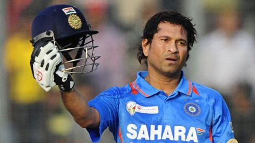 Sachin Tendulkar is the leading run scorer in ODI cricket.