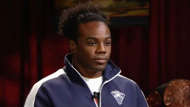 Xavier Woods became a major star in The New Day