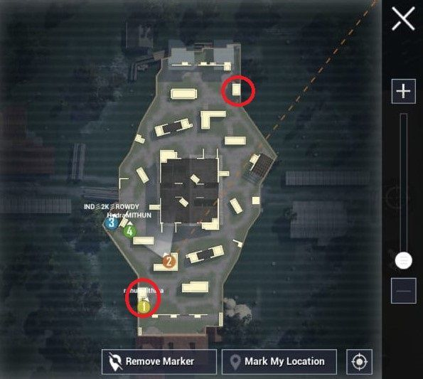 Compound in TDM Warehouse