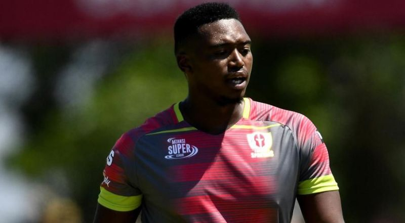Lungi Ngidi is in good form for the Spartans over the last five matches in the MSL 2019