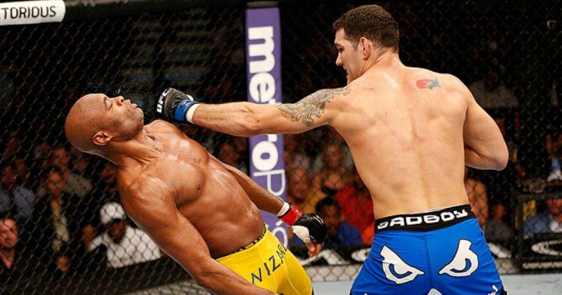 Weidman vs. Silva - UFC 162