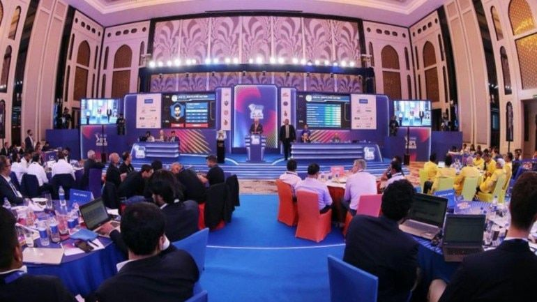 The IPL Auction 2020 was held in Kolkata as the teams filled up their empty slots ahead of the season