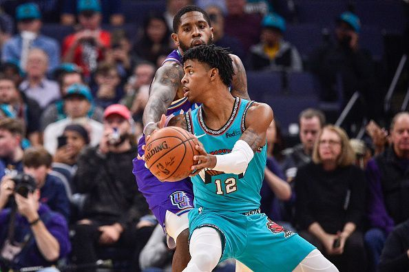 Ja Morant remains the front runner to be named 2020 Rookie of the Year