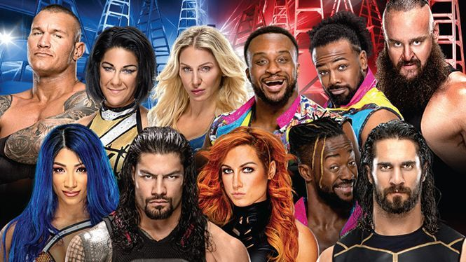 TLC 2019 is the next upcoming WWE pay-per-view.