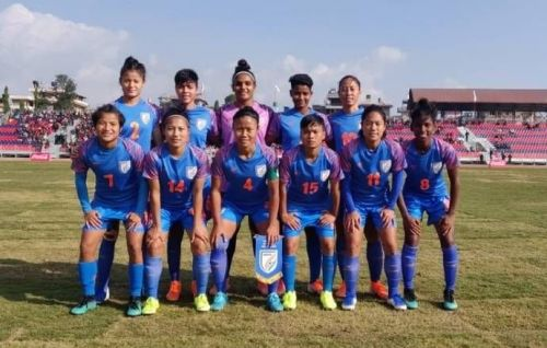 Indian Women's team have started well in Nepal with a win over the Maldives
