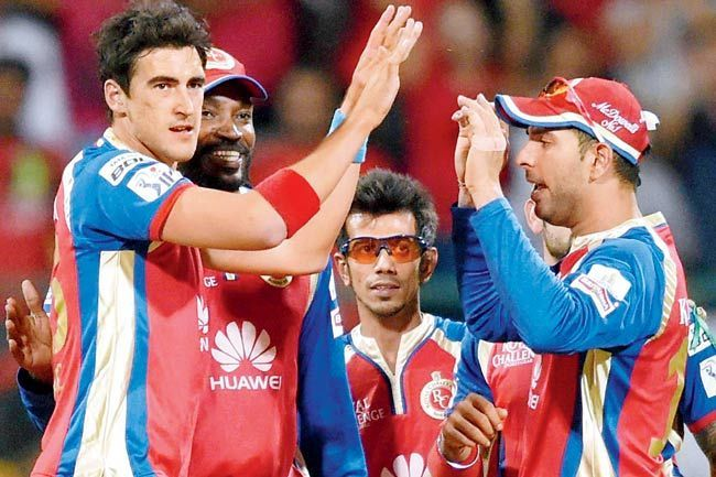 Yuvraj Singh and Mitchell Starc will be missed in the IPL next year