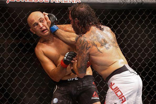 UFC 237: Penn v Guida