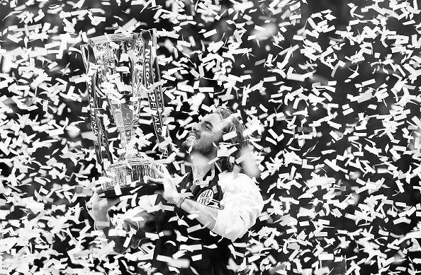 Tsitsipas won the ATP World Tour finals in November.