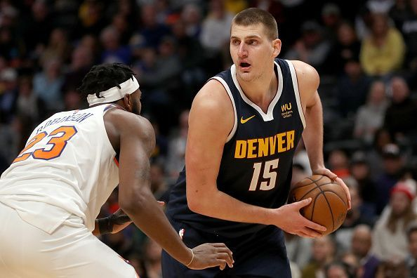 Nikola Jokic appears to be nearing his best following a tough start to the season