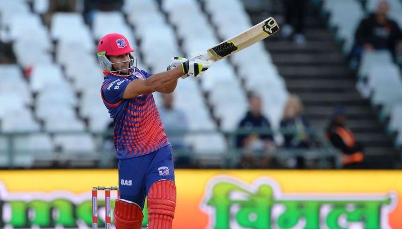 Janneman Malan has been in terrific form for the Cape Town Blitz so far