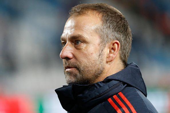 Hansi Flick has the backing of Bayern