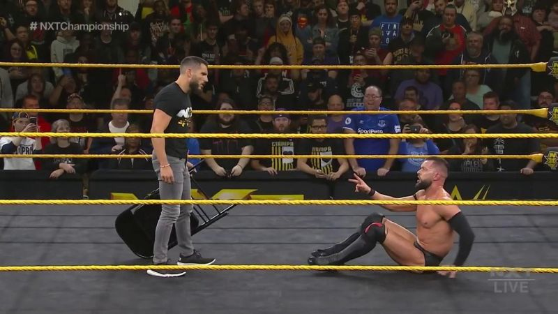 WWE News: Johnny Gargano comments on his NXT return