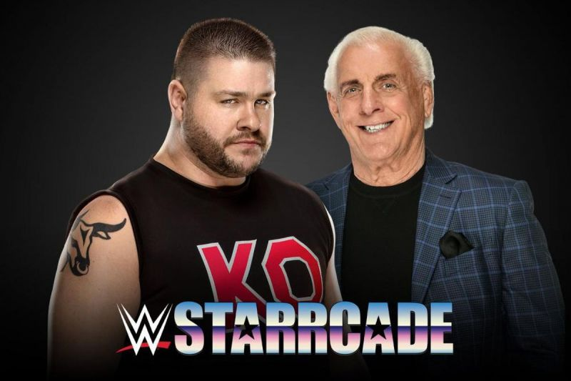 Starrcade gave fans something to look forward to