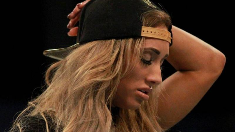 Carmella is a one-time SmackDown Women
