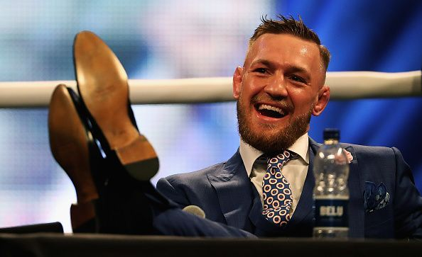Conor McGregor was responsible for the UFC