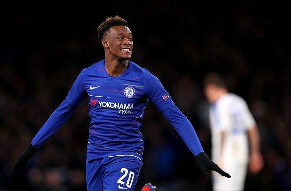 The magical Callum Hudson-Odoi could feature given the workload of late on Christian Pulisic