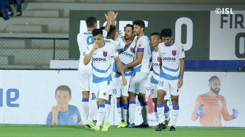 Odisha thumped Mumbai 4-2 in Mumbai in October