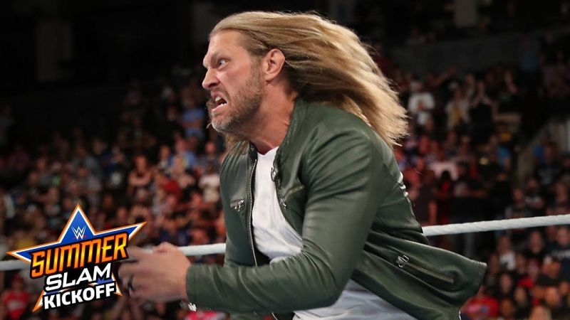 Could Edge make a massive comeback to a WWE ring?