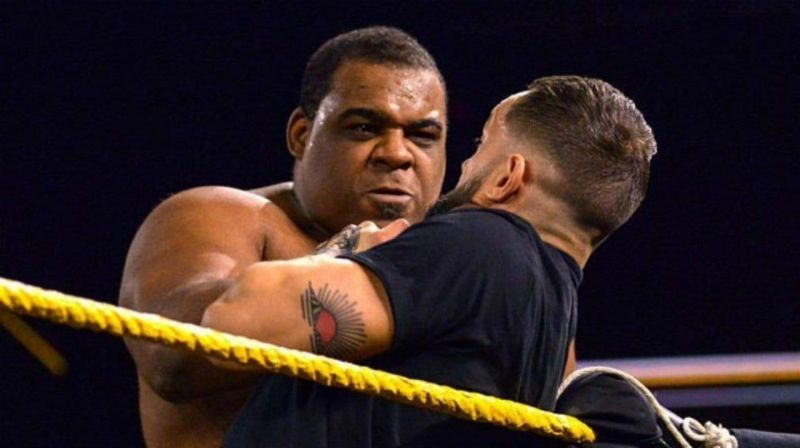 Keith Lee had another breakout performance