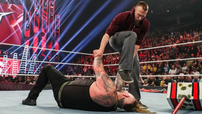 Expect to see Bray Wyatt vs. Daniel Bryan at the Royal Rumble