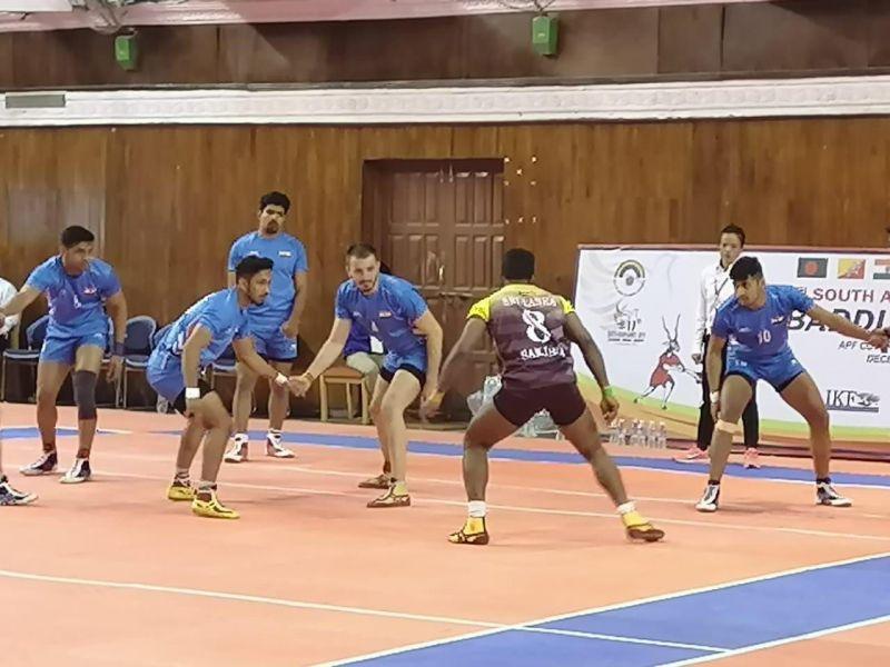 India vs. Sri Lanka (Men