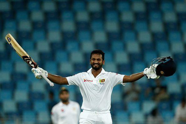Dimuth Karunaratne will lead Sri Lanka