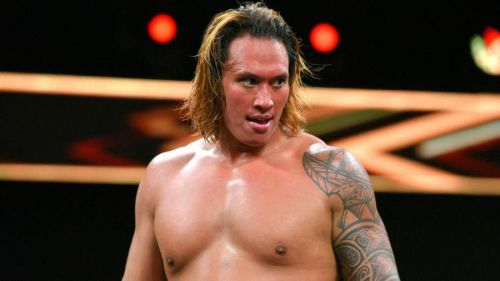 Kona Reeves appears in NXT and NXT UK