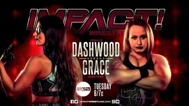 IMPACT kicked off the show with two of their top competitors