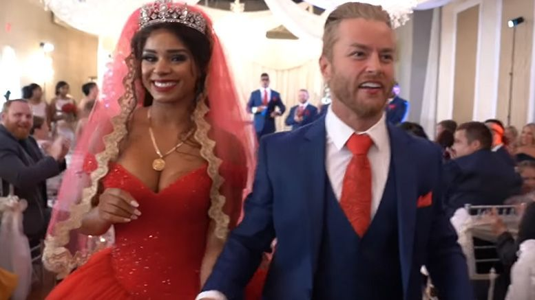 Drake Maverick and Renee Michelle finally tied the knot back in June
