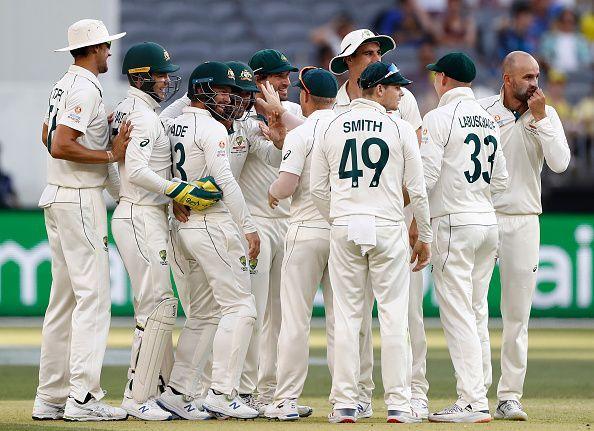ऑस्ट्रेलिया ने एकतरफा जीत हासिल की