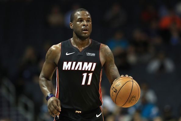 Dion Waiters has not played for the Heat this season