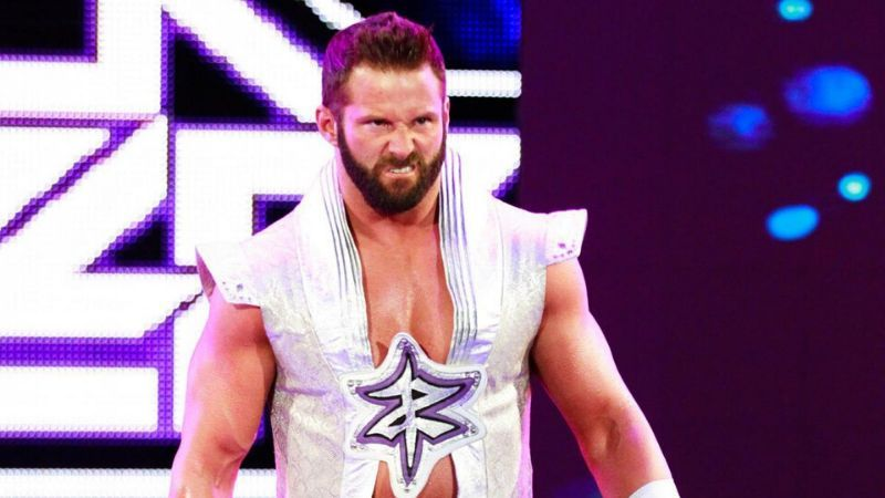 Zack Ryder has worked with all four released Superstars