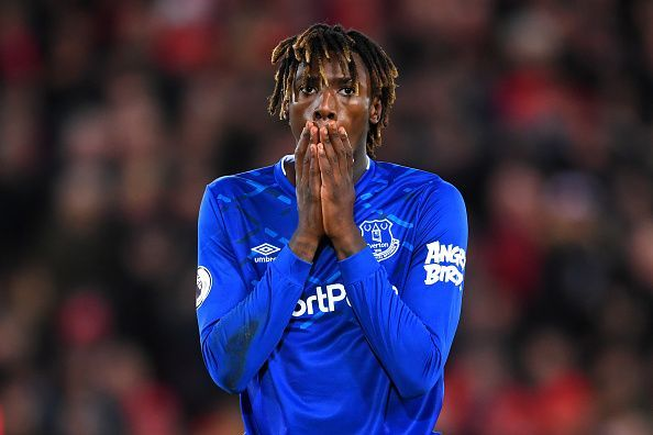Kean has struggled from a lack of game time at Everton
