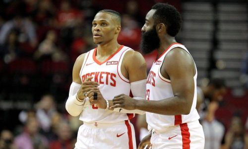 Houston Rockets will be looking to shake off their overtime loss to the San Antonio Spurs with a victory in Toronto