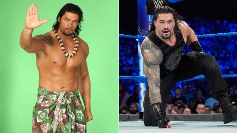 Roman Reigns had a different gimmick in FCW