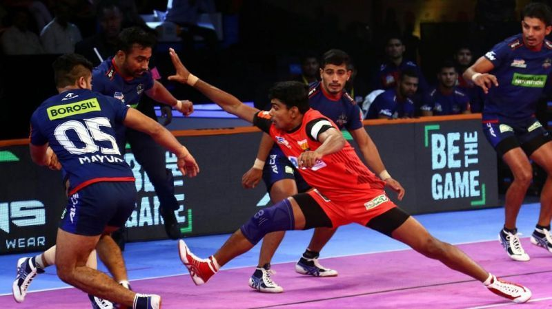 Pawan Sehrawat is the vice-captain of the Indian kabaddi team